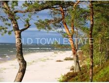Недвижимость в Латвии, земля в Юрмале, Майори.