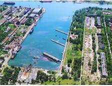 Морской порт. Лиепая (Liepaja). Латвия.