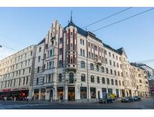 Квартира в центре Риги. «Brivibas Apartamenti».